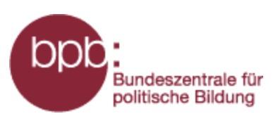 Logo der Bundeszentrale für politische Bildung