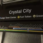 U-Bahn-Plan in Washington