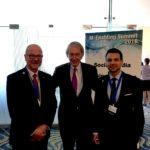US-Senator Ed Markey mit PIKSL-Mitarbeitern