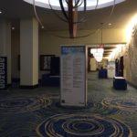 Vorraum zu den Konferenzräumen