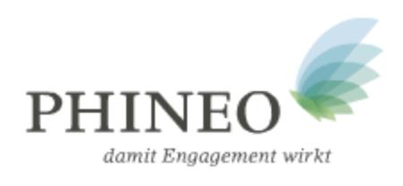 Logo von Phineo