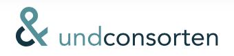 Logo von undconsorten